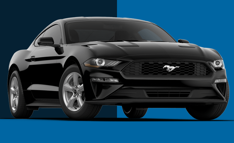 2018 Ford Mustang Model Exterior Design