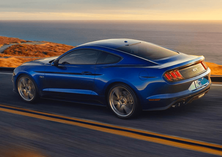 2018 Ford Mustang Model Performance