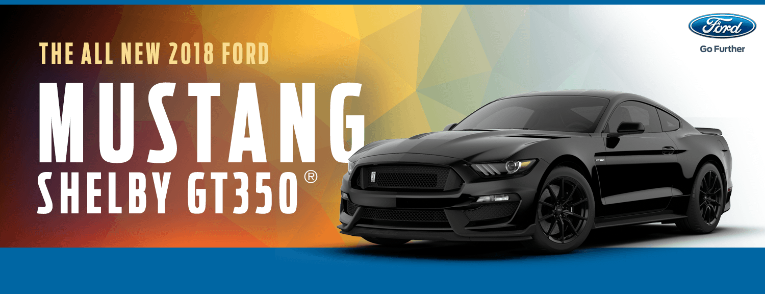 Research the 2018 Mustang Shelby GT350 model at Lakewood Ford