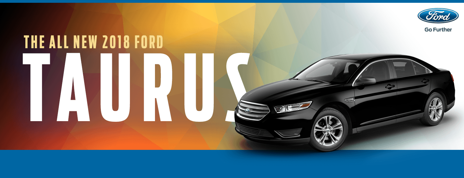 Research the 2018 Taurus model at Lakewood Ford