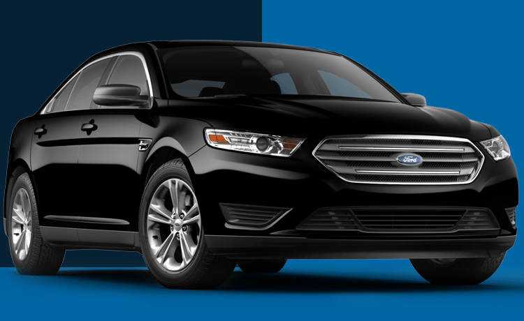 The 2018 Ford Taurus model is available at Lakewood Ford