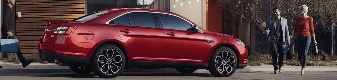 Purchase a new 2018 Ford Taurus at Lakewood Ford