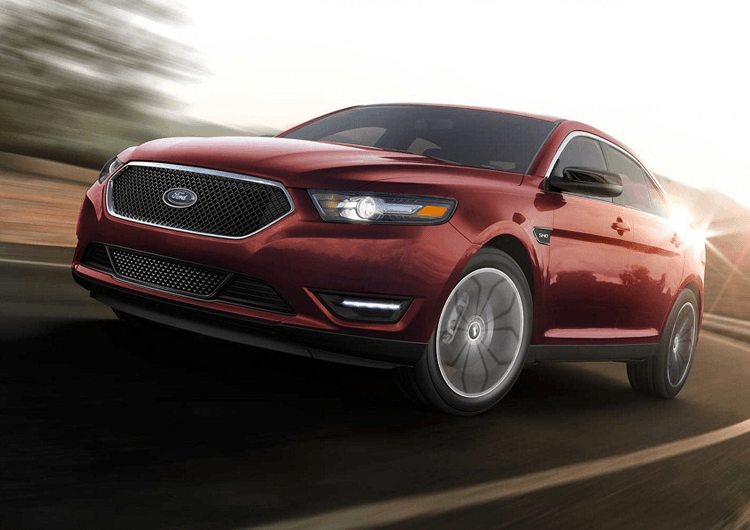2018 Ford Taurus Model Design