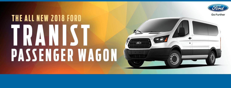 2018 Ford Transit Passenger Wagon Model Details in Lakewood, WA