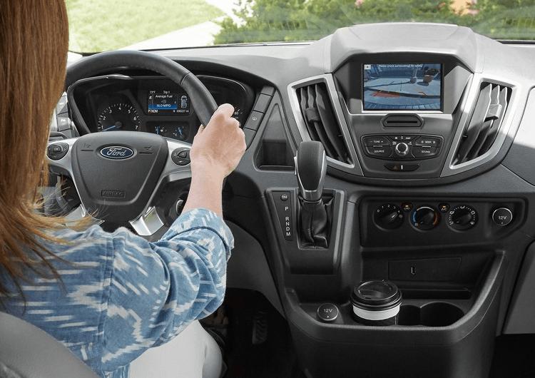 2018 Ford Transit Passenger Wagon Model Safety