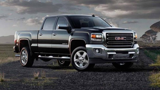 2016 gmc sierra 2500hd model features truck research for Gmc motor city colorado springs