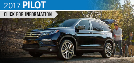Click to research the new 2017 Honda Pilot model in Chicago, IL