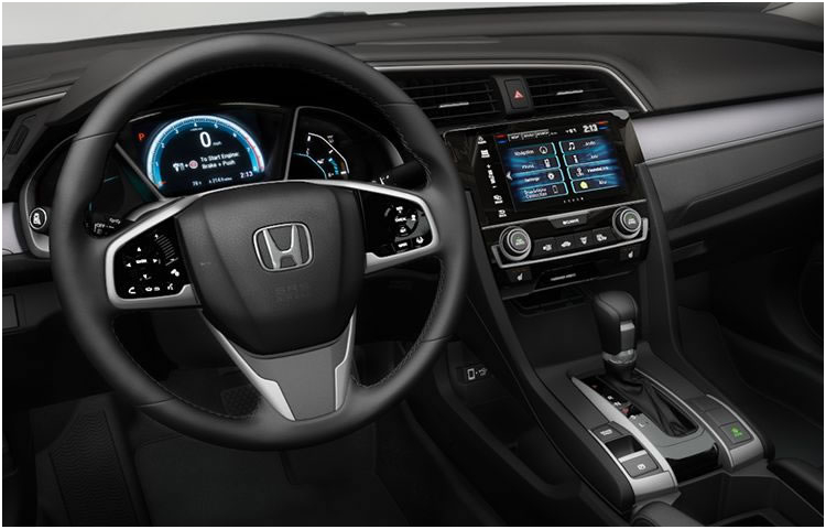 Honda Civic 2013 Interior