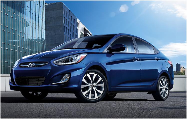2016 Hyundai Accent Exterior Features