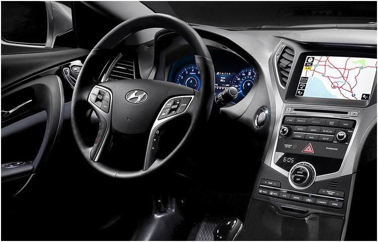 2016 Hyundai Azera model interior style & design