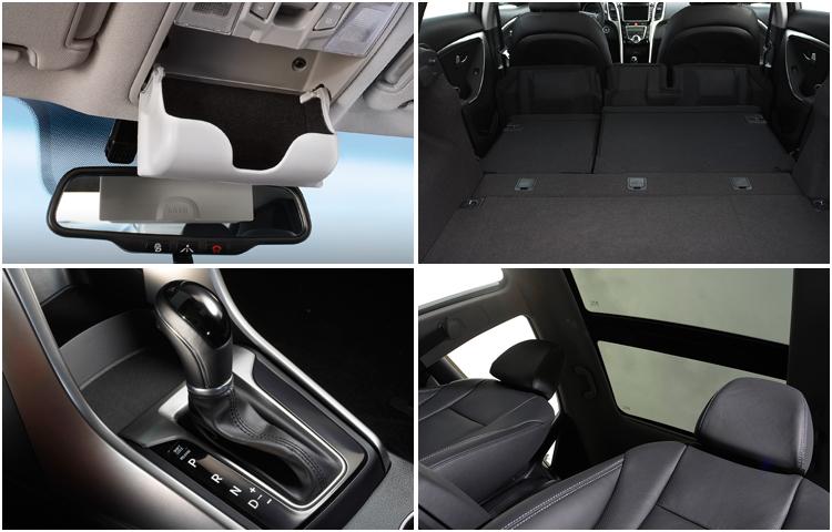 2016 Hundai Elantra GT Interior Styling
