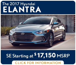 Click to research the new 2017 Hyundai Elantra model in Palatine, IL