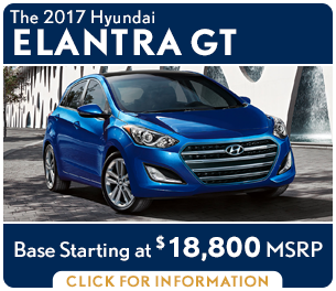 Click to research the 2017 Hyundai Elantra GT model in Palatine, IL