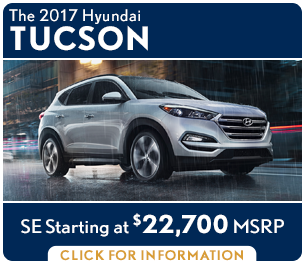 Click to research the 2017 Hyundai Tucson model in Palatine, IL