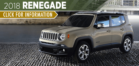 Click to learn more about the new 2018 Jeep Renegade model