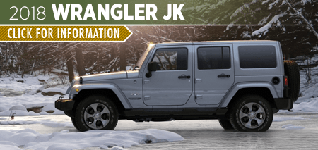 Click to learn more about the new 2018 Jeep Wrangler JK model