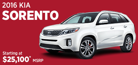 Click For 2016 Kia Model Information in Olympia, WA