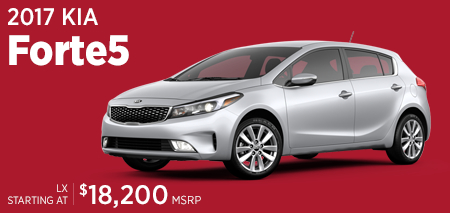 Click to research the 2017 KIA Forte5 model in Olympia, WA