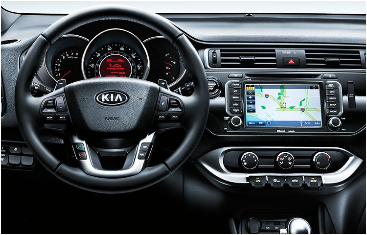 2017 Kia Rio 5-Door Model Information | Olympia, WA