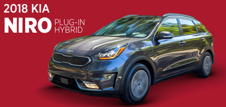 Click to research the 2018 Kia Niro Plug-In Hybrid model at Hanson Kia in Olympia, WA