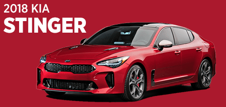 Click to research the 2018 Kia Stinger model at Hanson Kia in Olympia, WA