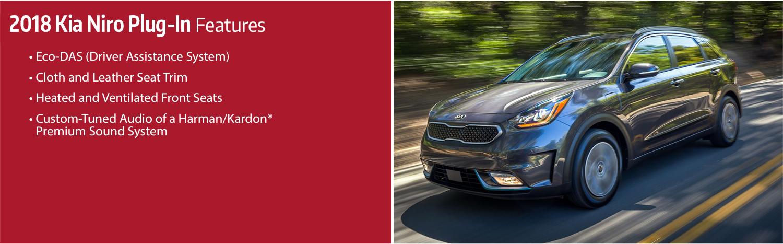 2018 Kia Niro: Plug-in Hybrid, Changes, Price >> 2018 Kia Niro Plug In Hybrid Model Information Compact Car