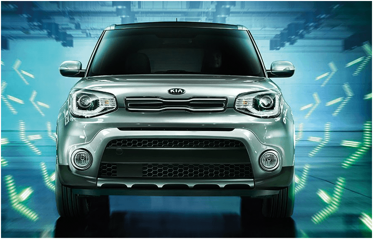 New 2018 Kia Soul Exterior Styling