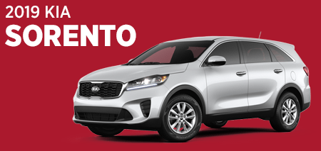 Click to research the 2019 Kia Sorento model at Hanson Kia in Olympia, WA