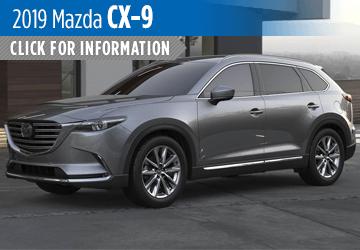 2019 mazda lineup | butler pa car and suv dealership