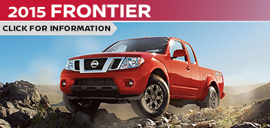 Click To View 2015 Nissan Frontier Model Information in Beaverton, OR