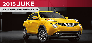 Click To View 2015 Nissan Juke Model Information in Beaverton, OR
