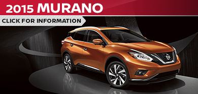 Click To View 2015 Nissan Murano Model Information in Beaverton, OR