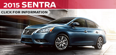 Click To View 2015 Nissan Sentra Model Information in Beaverton, OR