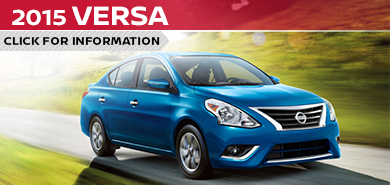 Click To View 2015 Nissan Versa Model Information in Beaverton, OR