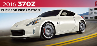 Click to View The 2016 Nissan 370Z Model in Beaverton, OR