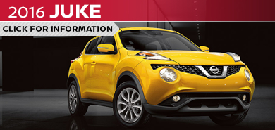 Click to learn more about the stylish new 2016 Nissan Juke available at Carr Nissan serving the Portland, OR area