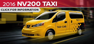 Click to research the new 2016 Nissan NV200 Taxi Van model in Beaverton, OR