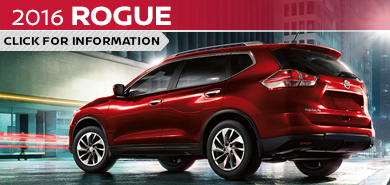 Click to learn more about the stylish new 2016 Nissan Rogue available at Carr Nissan serving the Portland, OR area