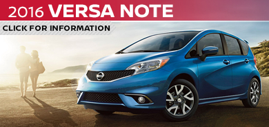 Click to learn more about the stylish new 2016 Nissan Versa Note available at Carr Nissan serving the Portland, OR area