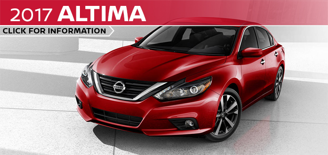 Click to learn more about the new 2017 Nissan Altima model