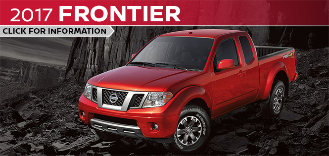 Click to research the new 2017 Nissan Frontier model in Beaverton, OR