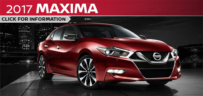 Click to research the new 2017 Nissan Maxima model in Beaverton, OR