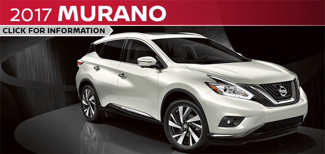 Click to research the new 2017 Nissan Murano model in Beaverton, OR