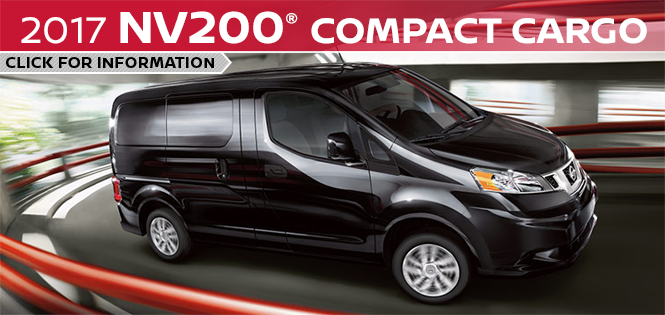 Click to research the new 2017 Nissan NV200 Compact Cargo model in Beaverton, OR