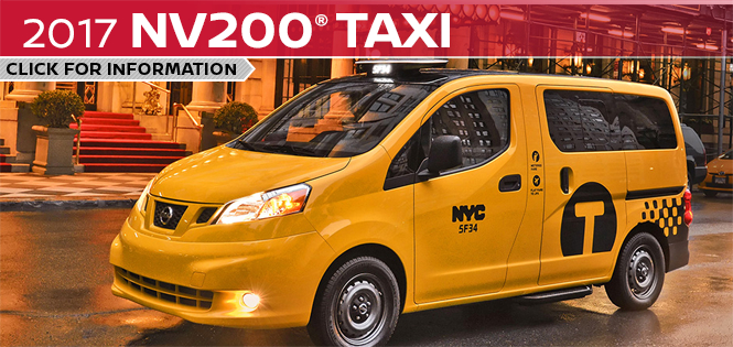 Click to research the new 2017 Nissan NV200 Taxi model in Beaverton, OR