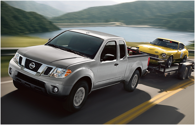 2017 Nissan Frontier Exterior Styling