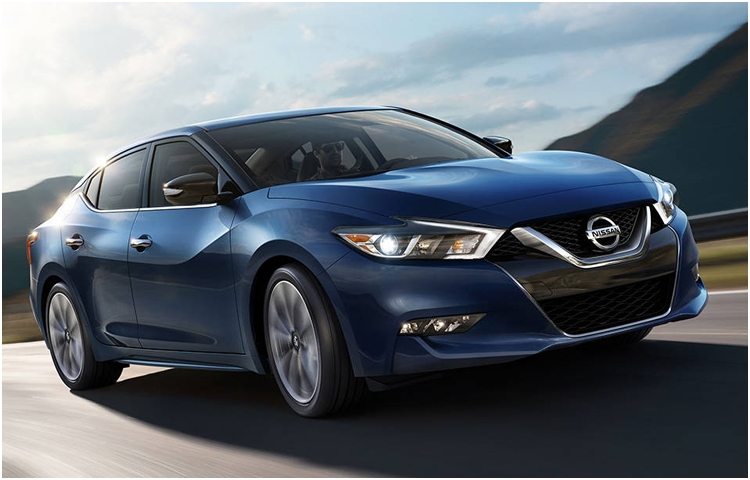 2017 Nissan Maxima Exterior Styling