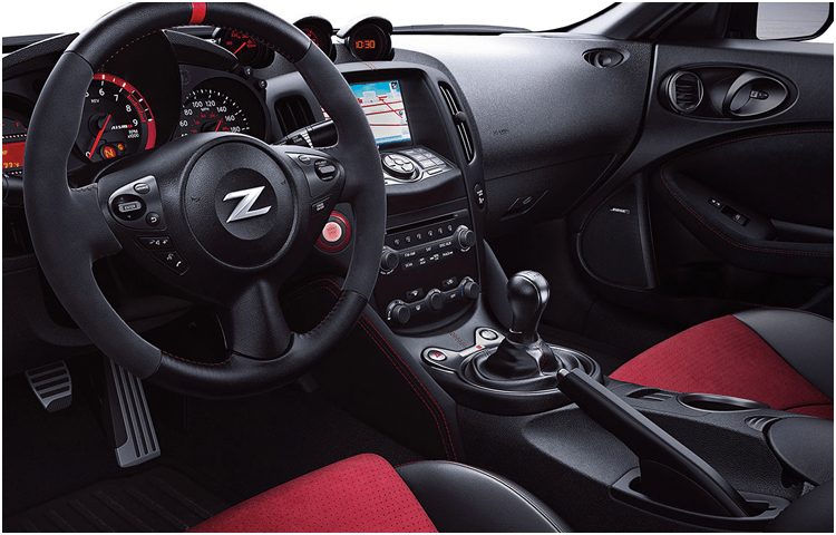 New 2018 Nissan 370Z NISMO Tech Feature & Details - sports ...