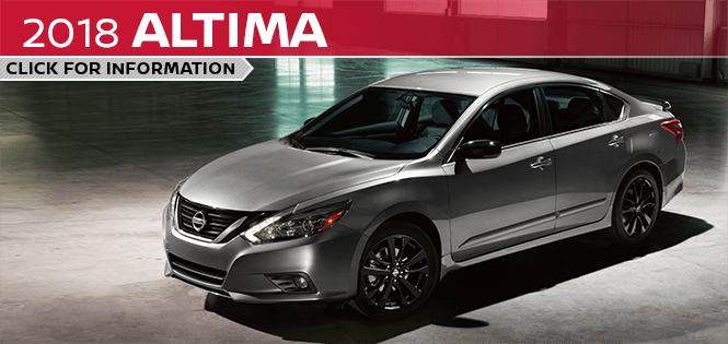 Research the 2018 Altima model at Barberino Nissan in Wallingford, CT