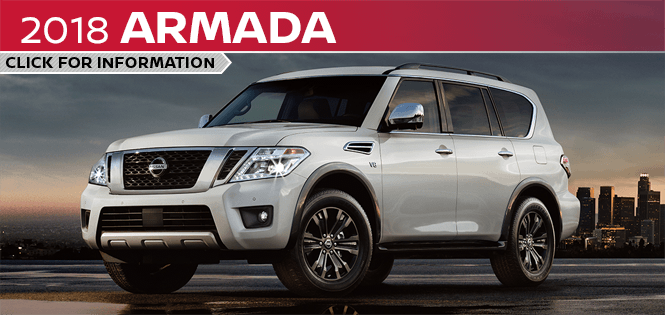 Research the 2018 Armada model at Barberino Nissan in Wallingford, CT